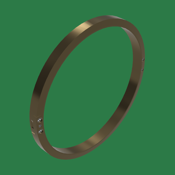 Trapezoidal Split Oil Ring